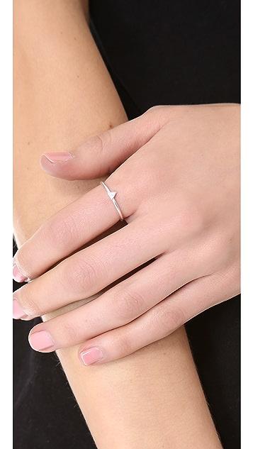 Bing Bang Tiny Triangle Ring