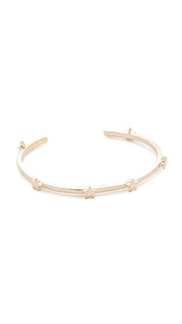 Bing Bang Star Cuff Bracelet