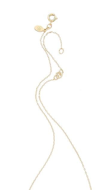 Bing Bang Anchor Necklace