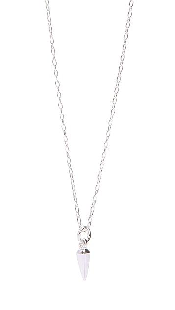 Bing Bang Tiny Bullet Necklace