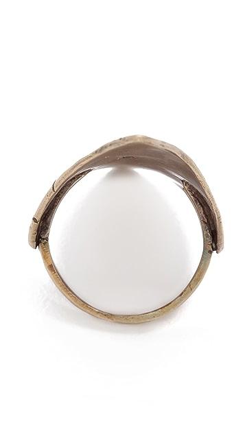 Bing Bang Shielded Ring