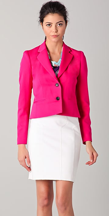 Bird by Juicy Couture Zip Hem Jacket