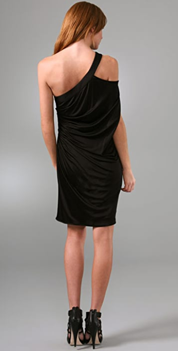 Black Halo Callie Dress