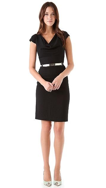Black Halo Gretchen Dress