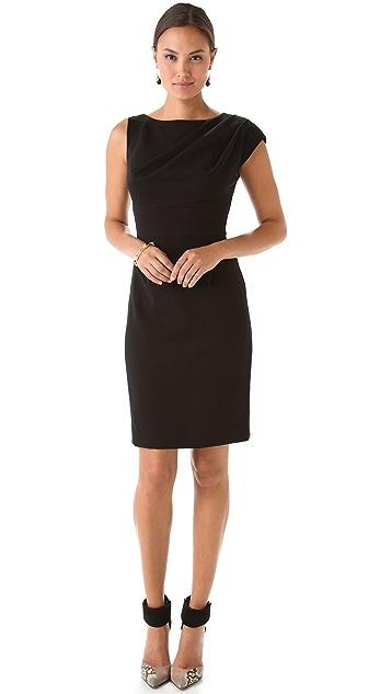 Black Halo Alexander Dress