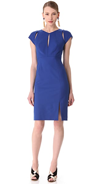 Black Halo Eddie Sheath Dress