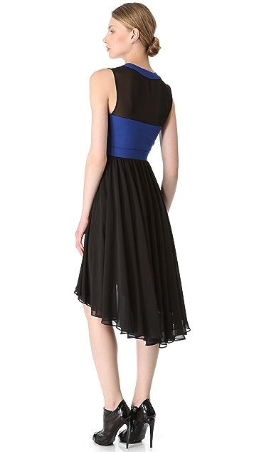 Black Halo Spader Dress