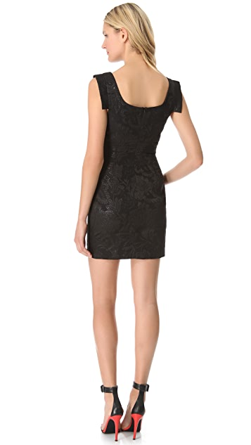 Black Halo Jackie O Mini Dress