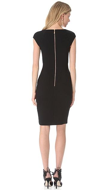 Black Halo Lilly Dress