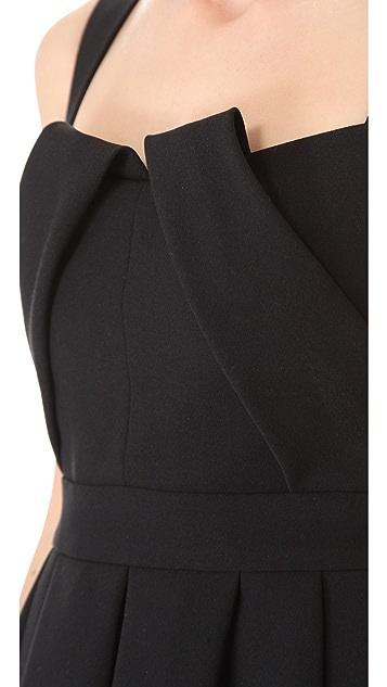Black Halo Eve Stirling Cocktail Dress