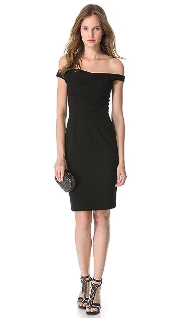 Black Halo Brooke Dress