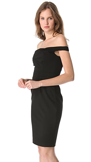 Black Halo Brooke Dress