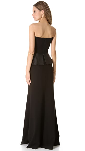 Black Halo Eve Drea Gown