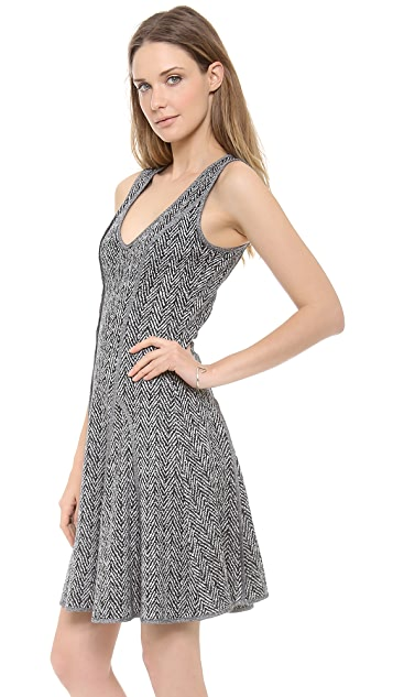 Black Halo Remington Dress