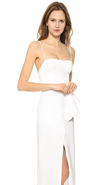 Black Halo Eminence Gown