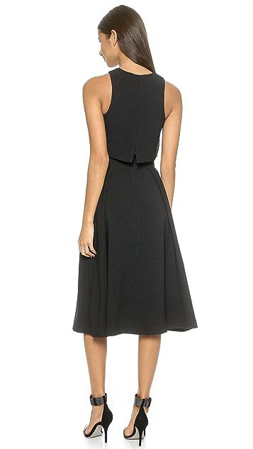Black Halo Sanibel Two Piece Dress