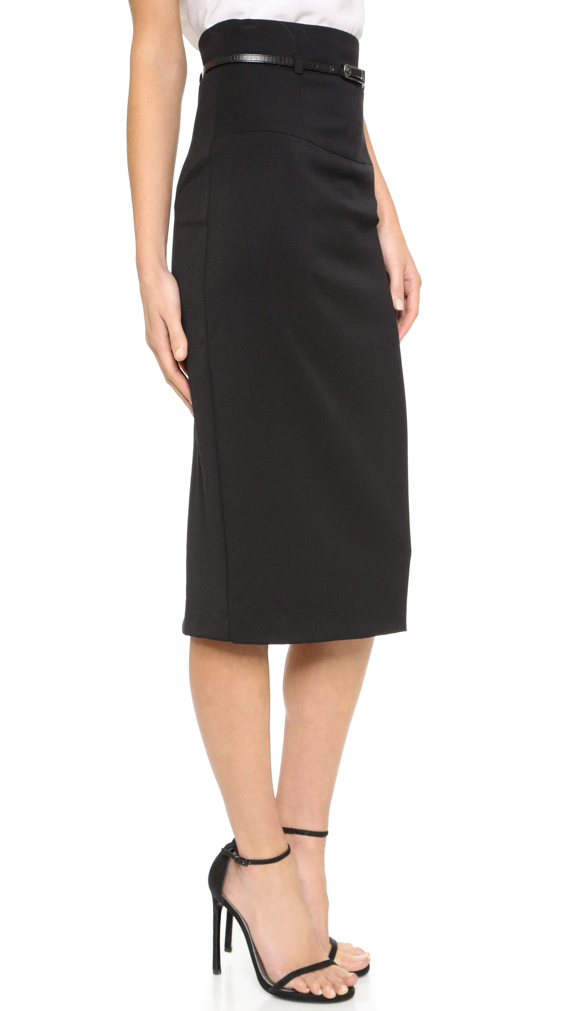 Find great deals on eBay for high waisted black pencil skirt. Shop with confidence.