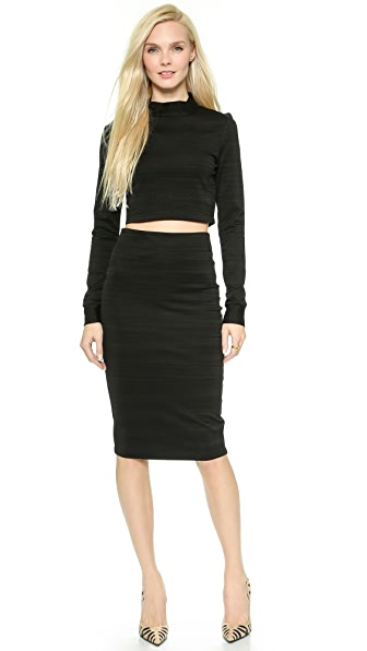Black Halo Vada 2 Piece Dress
