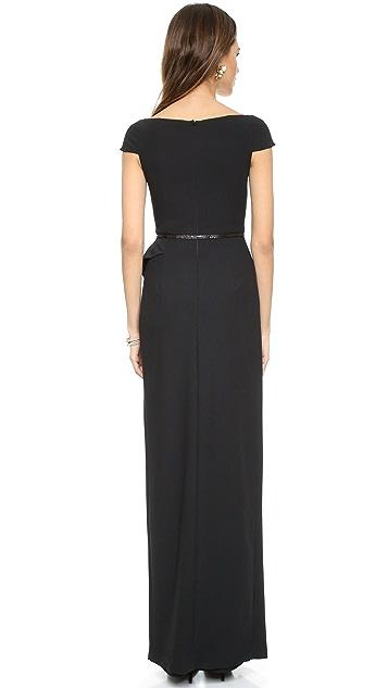Black Halo Prestige Gown