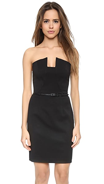 Black Halo Lena Mini Dress
