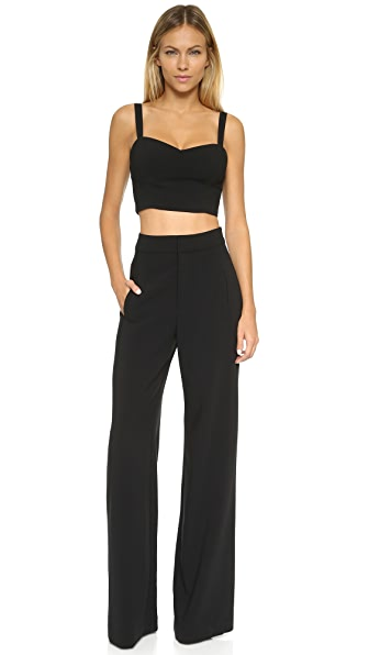 Black Halo Kalem 2 Piece Jumpsuit at Shopbop