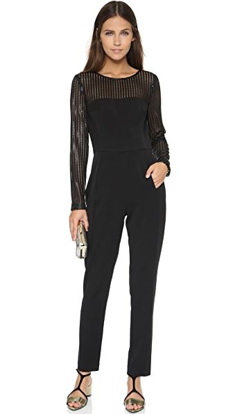 Black Halo Justyne Jumpsuit