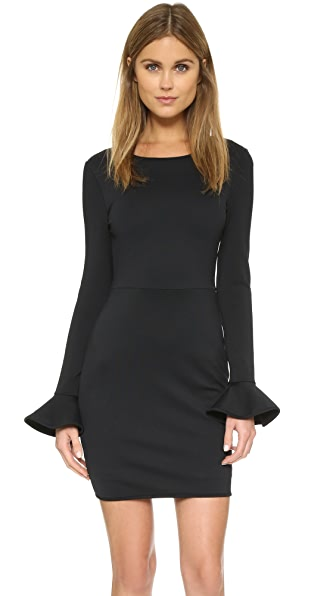 Black Halo Hampton Dress
