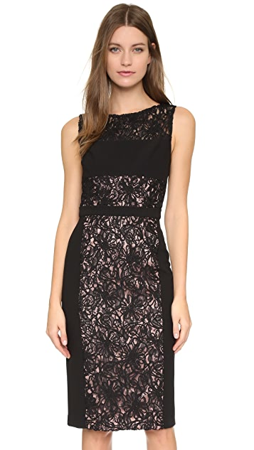 Black Halo Wyatt Sheath Dress
