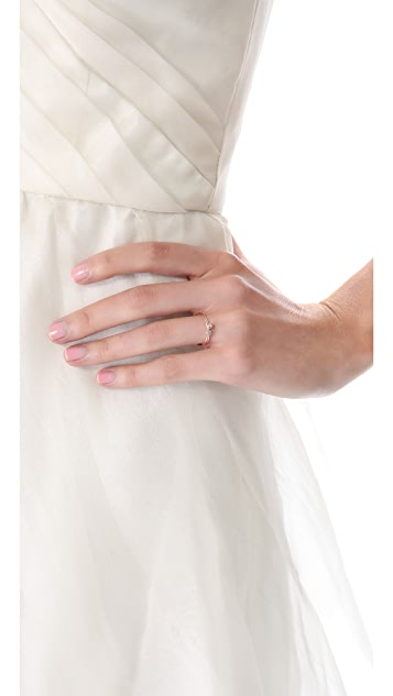 blanca monros gomez White Diamond Ring
