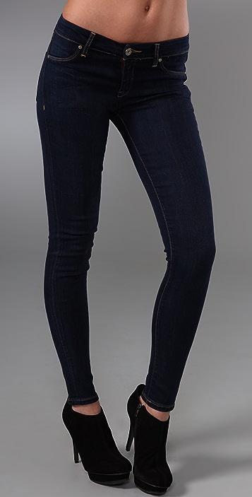 Blank Denim Ankle Skinny Legging Jeans