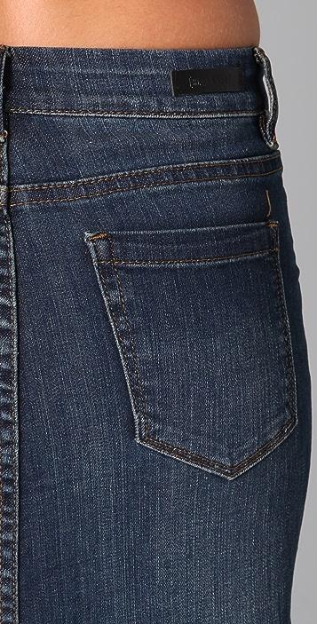 Blank Denim Rider Maxi Skirt