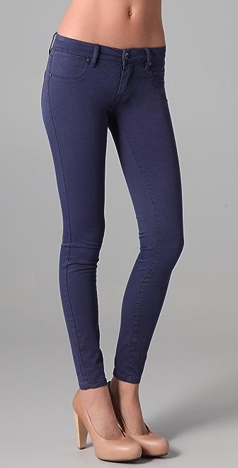 Blank Denim Spray-On Skinny Jeans