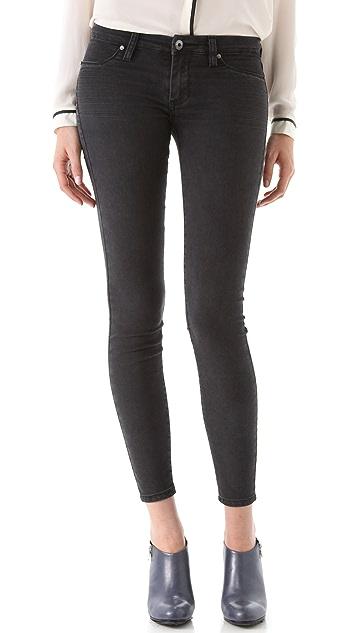 Blank Denim Spray On Skinny Jeans