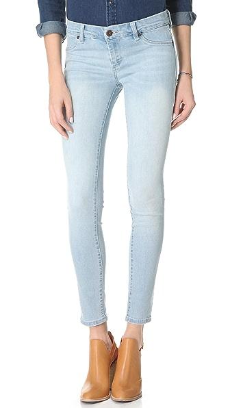 Blank Denim Skinny Ankle Jeans