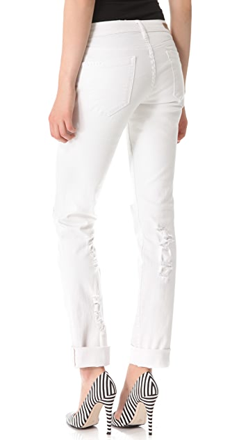 Blank Denim Straight Leg Jeans