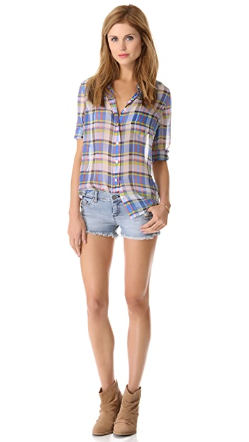 Blank Denim Jump Start Denim Shorts