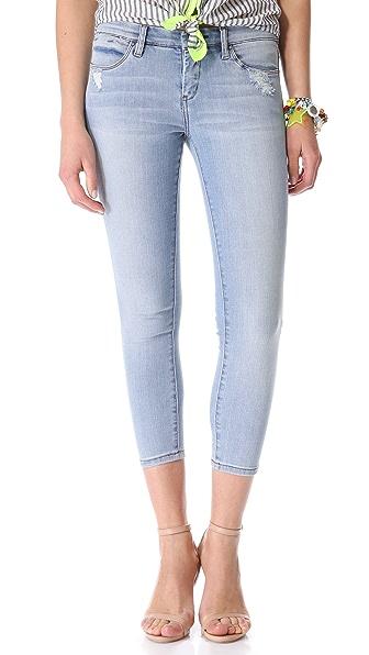 Blank Denim Jump Start Capri Jeans