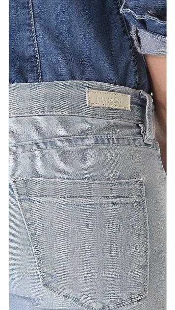 Blank Denim Flare Jeans