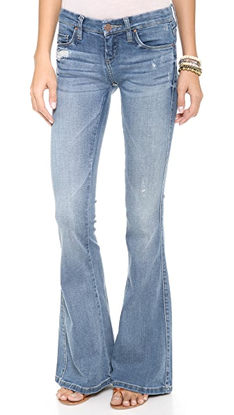 Blank Denim Bell Bottom Jeans