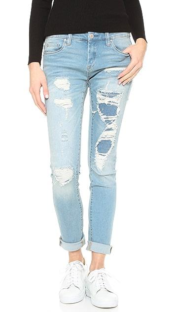 Blank Denim Skinny Boy Jeans