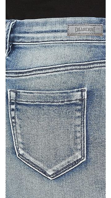 Blank Denim Denim Pencil Skirt