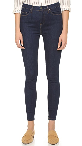 Blank Denim High Rise Skinny Jeans - Lies and Alibis