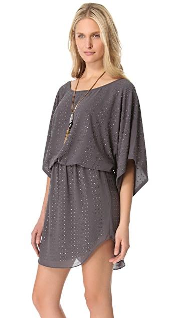 Blaque Label Studded Dress