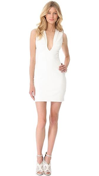 Blaque Label Low Cut Sleeveless Dress