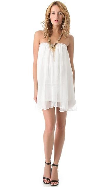 Blaque Label Sweetheart Mini Dress