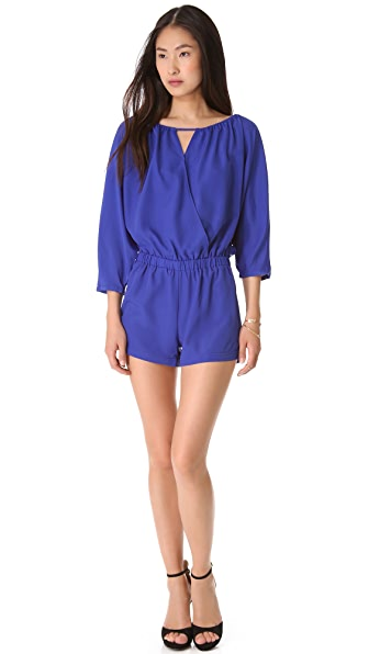 Blaque Label Long Sleeve Romper