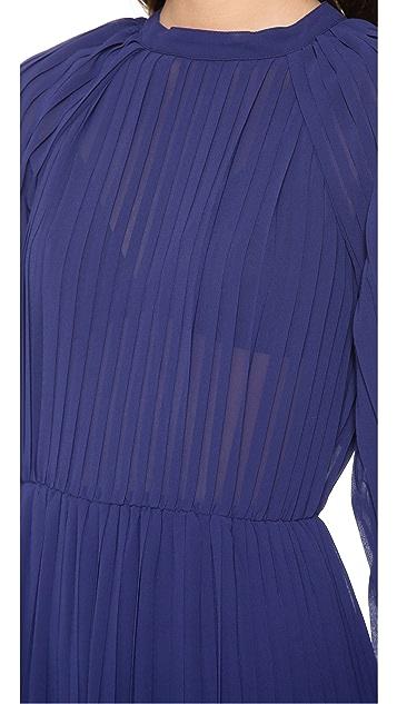 Blaque Label Long Sleeve Maxi Dress