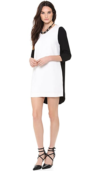 Blaque Label Long Sleeve Dress