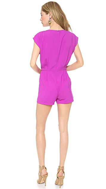 Blaque Label Sleeveless Romper