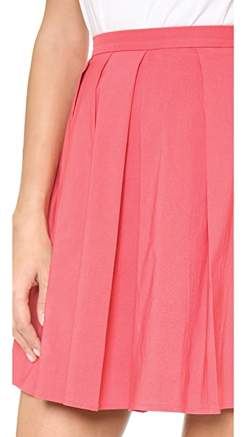 Blaque Label Pleated Skirt